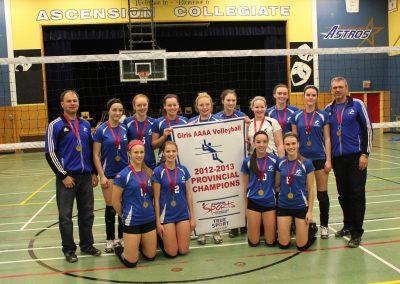4A Girls Volleyball-min